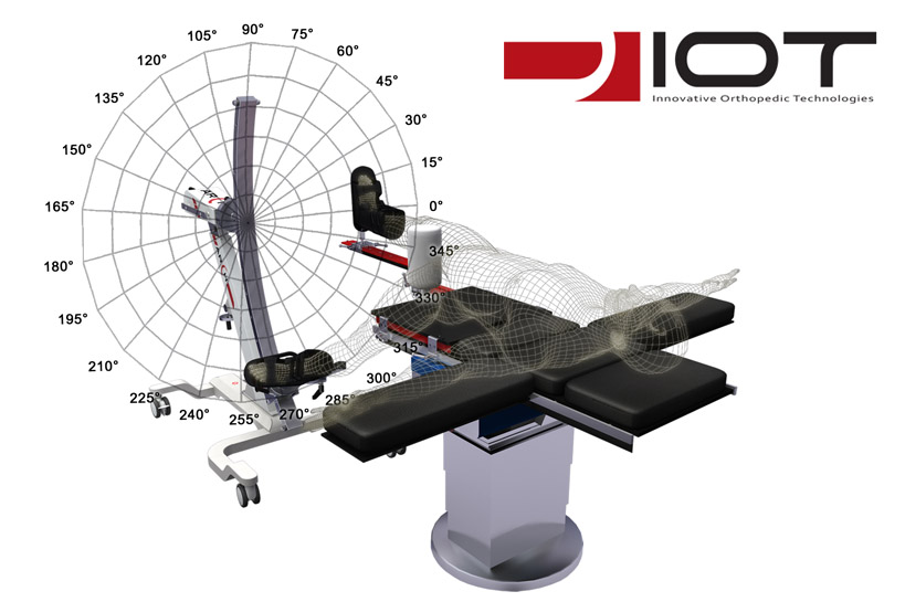 Arch Table by Innovative Orthopedic Technologies