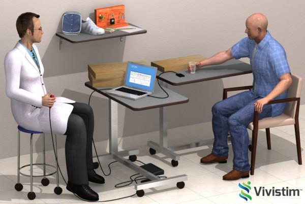 Vagus Nerve Stimulation Illustration