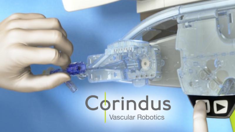 Corindus Vascular Robotics